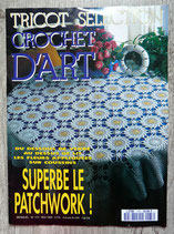 Magazine Tricot sélection - Crochet d'art - n° 173 - Mai 1992