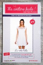 Patron Ma couture facile ! n°7 - La robe tulle