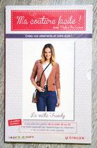 Patron Ma couture facile ! n° 22 - La veste Trendy