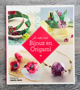 NEUF - Livre Je crée mes bijoux en origami