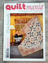 Magazine Quiltmania n°58