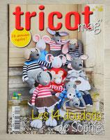 Magazine Tricot Mag 16 - 24 animaux rigolos