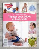 Livre Tricoter pour bébés et tout-petits