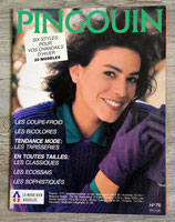 Magazine tricot Pingouin n°78 - Hiver