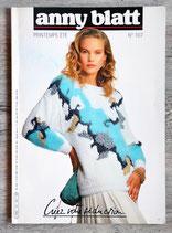 Magazine tricot Anny Blatt 107 - Printemps - été