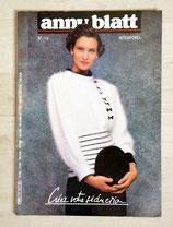 Magazine tricot Anny Blatt 114 - Collection intemporel