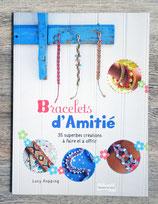 NEUF - Livre Bracelets d'amitié - 35 créations