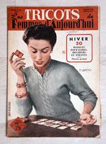 Magazine Les tricots de Femmes d'aujourd'hui 63