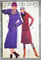 Pochette patron de Paris 8579 e - Ensemble (Vintage)