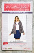 Patron Ma couture facile ! n° 20 - La veste Automne