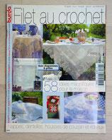 Magazine Burda spécial E621 - Filet au crochet