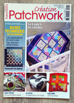 Magazine Création au patchwork - hiver 2012