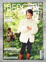 Magazine Bergère de France n°180 - Automne-hiver 2-12 ans