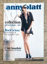 Magazine tricot Anny Blatt 211 - Printemps-Eté
