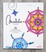 NEUF - Livre mandalas à tisser - 56 créations colorées