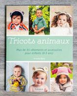 NEUF - Livre Tricots animaux - 35 vêtements et accessoires