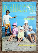 Magazine Phildar mailles 97 - Enfants été