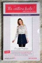 Patron Ma couture facile ! n°27 - La jupe trapèze
