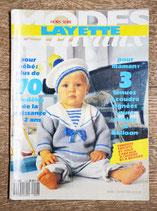 Magazine Modes et Travaux / Hors série layette