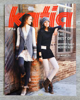 NEUF - Magazine tricot Katia n°R-6 - The best of Merino Sport