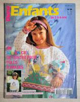 Magazine Diana Tricots enfants 36