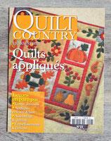 Magazine Quilt country Hors série n°23 - Quilts appliqués