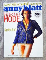 Magazine tricot Anny Blatt 159 - Spécial mode, spécial fête