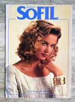 Magazine tricot Sofil - Printemps-été 1994