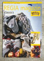 Regia magazin classics n°63 - Chaussettes au tricot