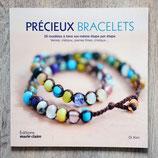 NEUF - Livre Précieux bracelets - 25 modèles