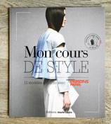 NEUF - Livre Mon cours de style - 12 modèles à coudre