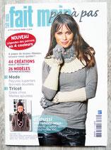 Magazine Fait main pas à pas de janvier 2008 (312)