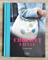 NEUF - Livre Crochet facile - 35 créations vintage