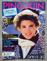 Magazine tricot Pingouin n°65 - Hiver (Vintage)