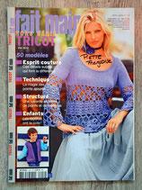 Magazine Fait main Tricot Hors série n°19 - Eté 2010
