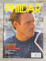 Magazine Phildar mailles n°158 - Spécial hommes