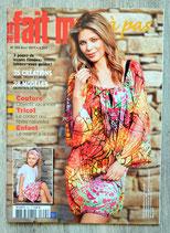 Magazine Fait main pas à pas de août 2011 (n°355)