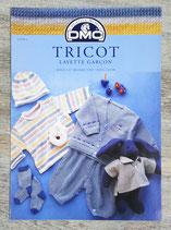 Fiche tricot DMC 11509-1 - Layette garçon
