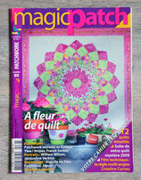 Magazine Magic patch n°80 - A fleur de quilt