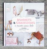 NEUF - Livre Bonnets et chaussons à tricoter pour bébé