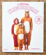 NEUF - Livre L'atelier Kigurumi, 10 modèles à coudre
