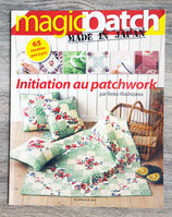 Magazine Magic patch Made in Japan n°1