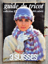Magazine Guide du Tricot - Collection 81 (Vintage)