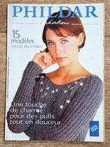 Magazine Phildar Créations 782 - Modèles de fin d'année