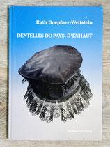 Livre Dentelles du Pays-d'Enhaut