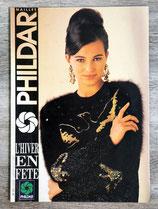 Magazine Phildar Mailles n°211 - L'hiver en fête (Vintage)