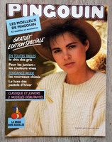 Magazine Tricot Pingouin n°56 - Hiver (Vintage)