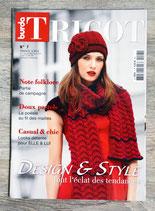 Magazine Burda tricot n°7