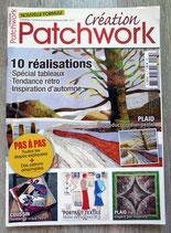 Magazine Création Patchwork 13