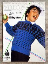 Magazine tricot Anny Blatt n°67 - Petites canailles